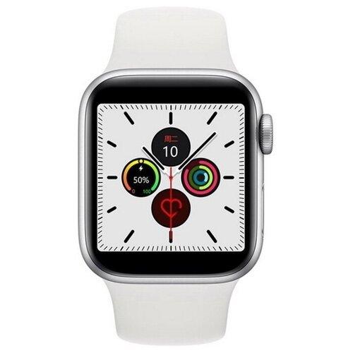 Часы Smart Watch IWO 12 серебристый часы smart watch iwo 12 серебристый