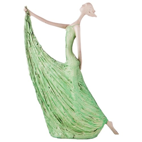 Фото - Статуэтка пастель 30 см Lefard (272-260) статуэтка lefard пастель 48 см белый зеленый