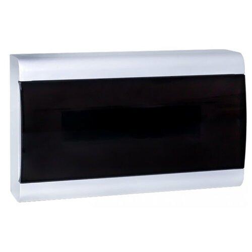 Фото - Щит распределительный EKF ЩРН-П-15 SlimBox IP41 PROxima навесной, пластик, модулей 15 белый ekf sb n 24 щит распред навесной щрн п 24 slimbox ip41 ekf proxima