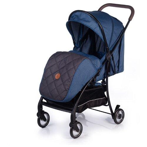 Прогулочная коляска Acarento Primavera джинсовый/серый 12storeez джинсовый топ голубой ss19
