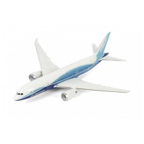 Купить Сборная модель ZVEZDA Пассажирский авиалайнер Боинг 787-8 Дримлайнер (7008) 1:144, Сборные модели