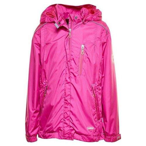 Купить Куртка Reima Pinkberry 21292 размер 128, 338 розовый, Куртки и пуховики