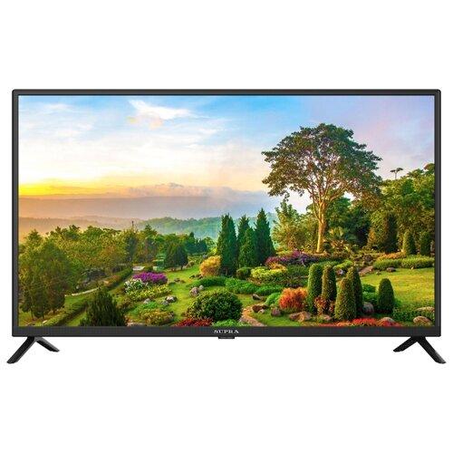 Фото - Телевизор SUPRA STV-LC39LT0075W 39 (2020) черный led телевизор shivaki stv 24led22w