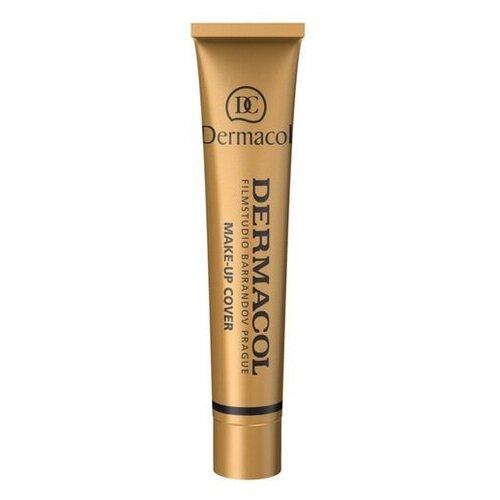 Купить Dermacol Тональный крем Make-Up Cover, 30 мл, оттенок: тон № 215