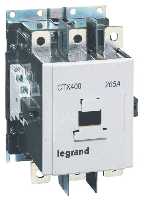 Магнитный пускатель/контактор перемен. тока (ac) Legrand 416306
