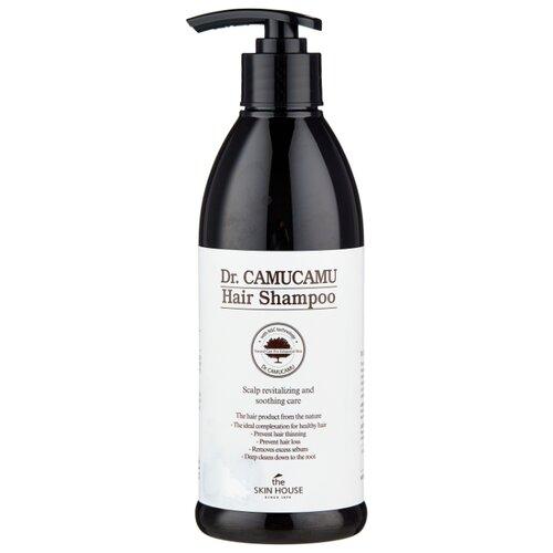 The Skin House шампунь Dr. Camucamu 400 мл с дозатором цена 2017
