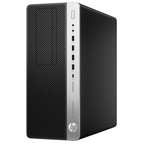 Настольный компьютер HP EliteDesk 800 G5 (7QM97EA) Mini-Tower/Intel Core i9-9900K/16 ГБ/1 ТБ SSD/Intel UHD Graphics 630/Windows 10 Pro черный компьютер