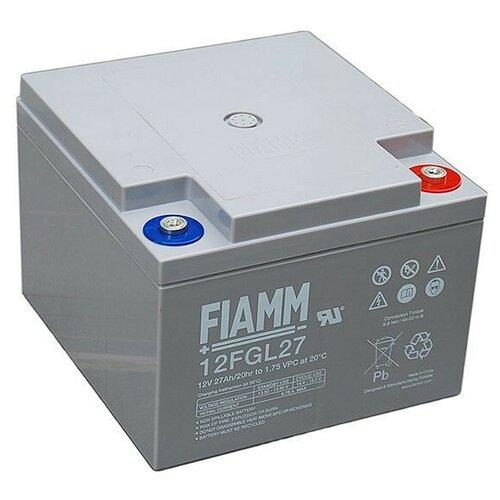 Аккумулятор FIAMM 12 FGL 27
