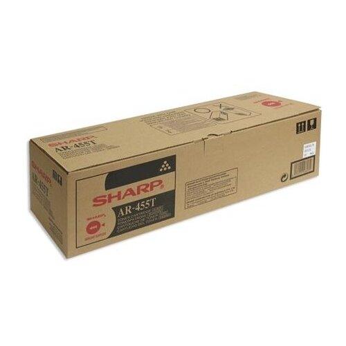 Фото - Тонер-картридж SHARP (AR-455LT(T)) ARM351/451, оригинальный тонер картридж sharp mx235gt