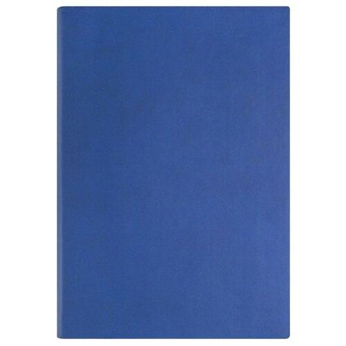 Ежедневник Index Spectrum недатированный, искусственная кожа, А5, 128 листов, темно-синий