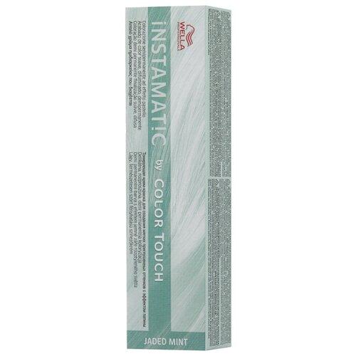 Wella Professionals Color Touch Instamatic Краска для волос, 60 мл, jaded mint