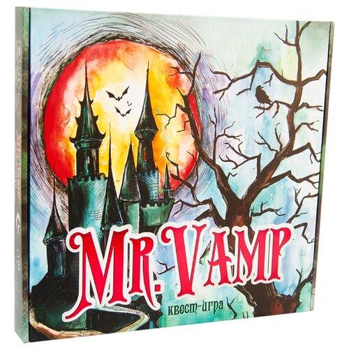 Купить Настольная игра STRATEG Mr. Vamp, Настольные игры