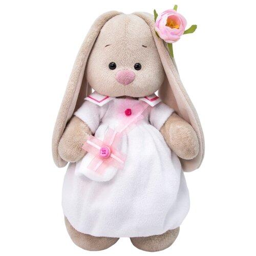 Купить Мягкая игрушка Зайка Ми в платье с сумочкой 32 см, Мягкие игрушки