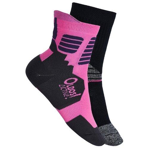 Носки Oldos Солти 4-5-0-nsk09, размер 29-31, розовый, Термобелье  - купить со скидкой