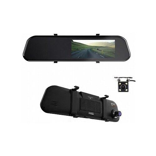 Видеорегистратор LEXAND LR90 DUAL, 2 камеры, черный