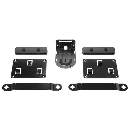 Комплект для монтажа Logitech Rally Mounting Kit черный