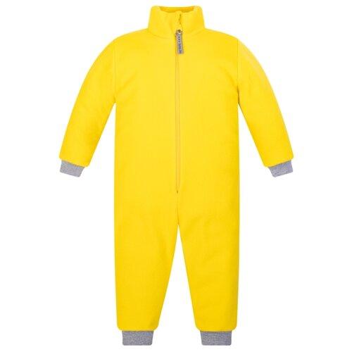 Купить Комбинезон Утенок размер 86, желтый, Комбинезоны