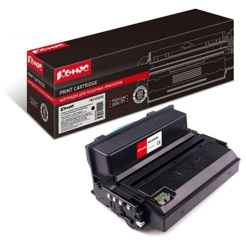 Фото - Картридж лазерный Комус MLT-D203U черный, для Samsung M3320/3820/4020 картридж bion bcr mlt d203u black для samsung sl m3820 4020 m3870 4070