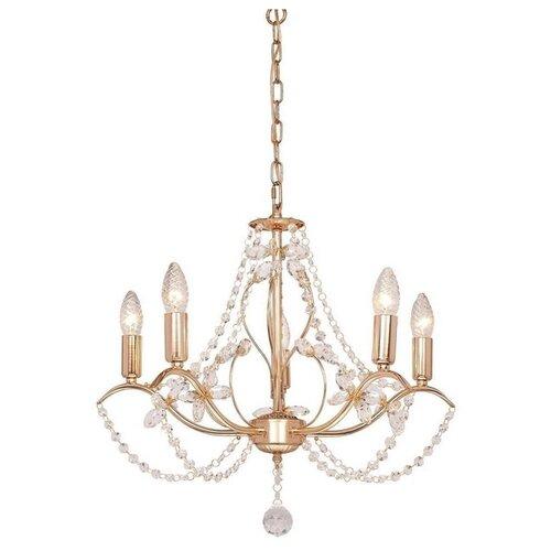 Люстра Silver Light Antoinette 726.58.5, E14, 300 Вт бра silver light 726 48 1 antoinette