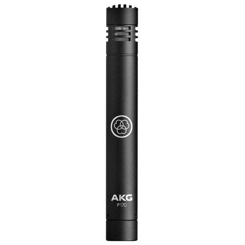Микрофон AKG P170, черный