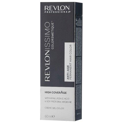 Revlon Professional Revlonissimo High Coverage стойкая краска для волос, 60 мл, 9-32 перламутровый золотистый очень светлый блондин