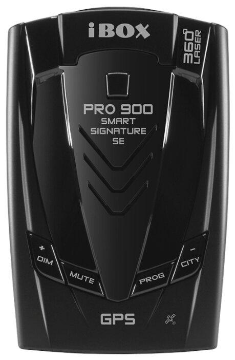 Радар-детектор iBOX Pro 900 Smart Signature SE