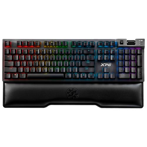 Клавиатура XPG SUMMONER (Cherry MX Blue) Black