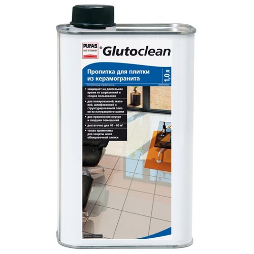 Glutoclean Пропитка для плитки из керамогранита 1 л