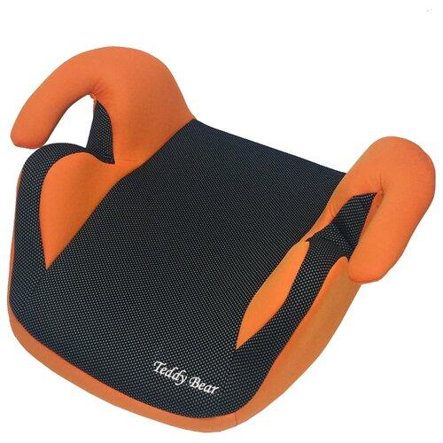 Купить Бустер группа 3 (22-36 кг) Мишутка LB 311, orange/black dot, Автокресла
