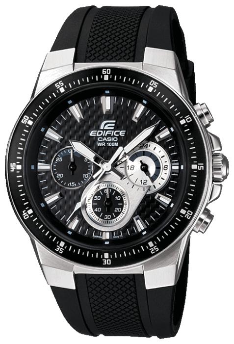 Мужские часы Casio Edifice EF-552-1A / EF-552-1AVEF
