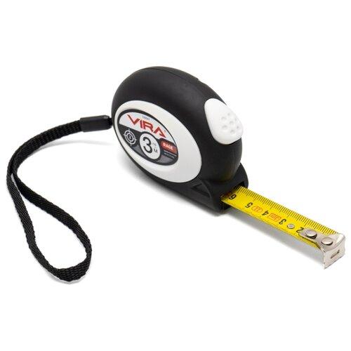 Фото - Измерительная рулетка Vira 100041 16 мм x 3 м измерительная рулетка вихрь 73 11 1 3 25 мм x 10 м