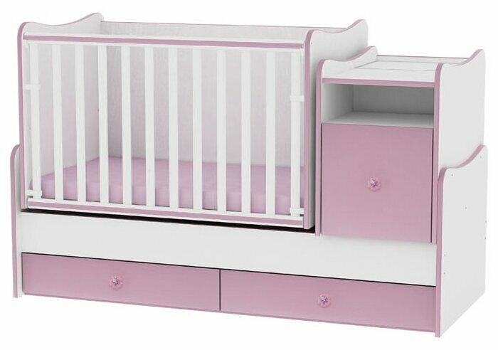 Кроватка Lorelli Trend PLUS (трансформер)