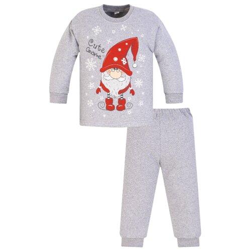 Пижама Утенок размер 110, меланж по цене 600