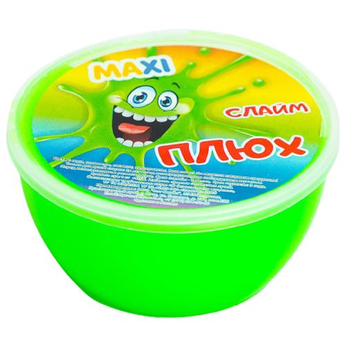 Лизун Плюх Maxi зеленый