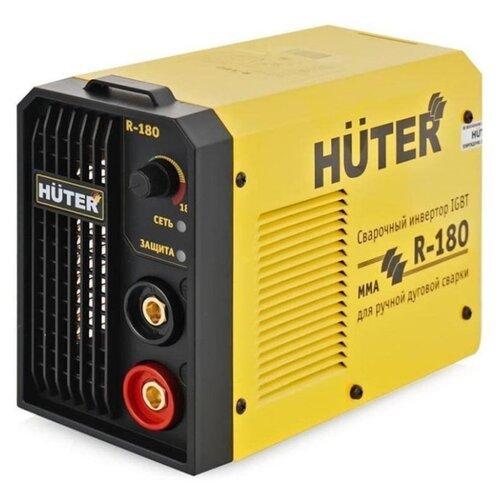 цена на Сварочный аппарат Huter R-180 (MMA)