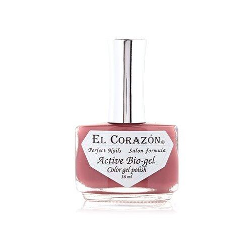 Гель El Corazon Active Bio-gel polish Cream, 16 мл, 423/323 chi luxury black seed oil curl defining cream gel