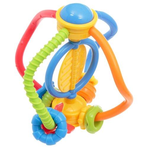 Купить Развивающая игрушка Развитика Развивающий тактильный шар разноцветный, Развитие мелкой моторики