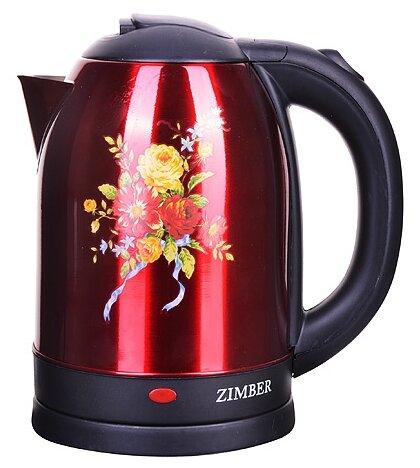 Чайник Zimber ZM-11249 — купить по выгодной цене на Яндекс.Маркете