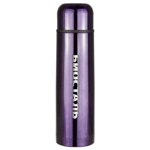 Классический термос Biostal NB-1000N (1 л) фиолетовый