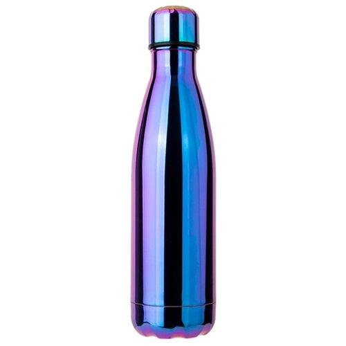 Бутылка термос из нержавеющей стали для горячего и холодного, металлическая бутылка для воды, 500 мл., Blonder Home BH-MWB-15