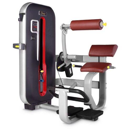 Фото - Тренажер со встроенными весами Bronze Gym MT-009 коричневый/серый тренажер со встроенными весами bronze gym ld 9028 черный
