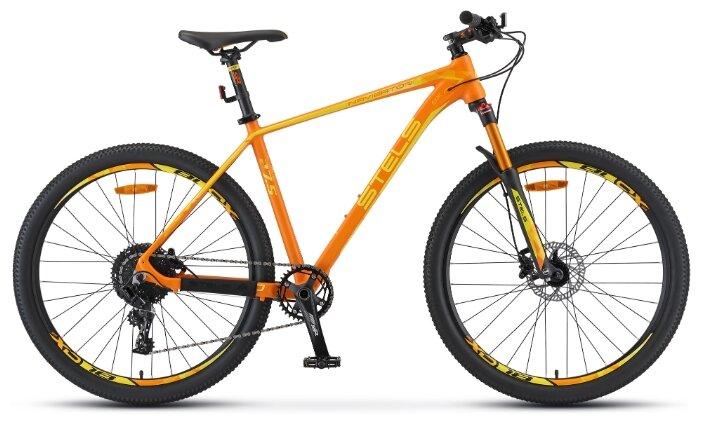 Горный (MTB) велосипед STELS Navigator 770 D 27.5 V010 (2020) — купить по выгодной цене на Яндекс.Маркете