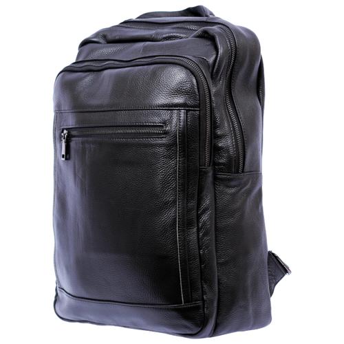 Мужской рюкзак кожаный 8013