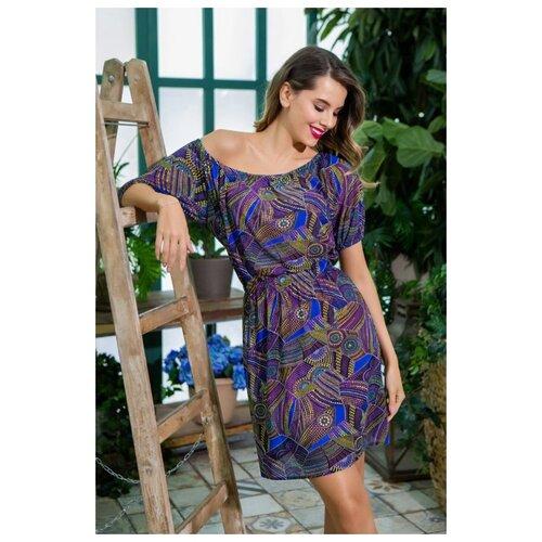 Платье Mia-Mia размер XS(42) фиолетовый платье oodji ultra цвет красный белый 14001071 13 46148 4512s размер xs 42 170