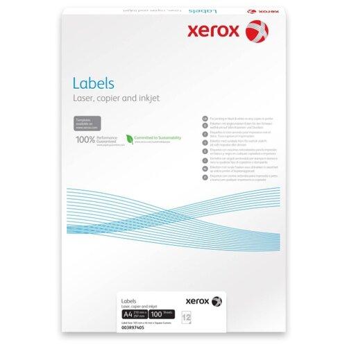 Фото - Наклейки Xerox Laser/Copier, 100 листов, А4:30 minecraft наклейки для гаджетов paladone minecraft