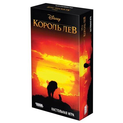 цена на Настольная игра HOBBY WORLD Король лев