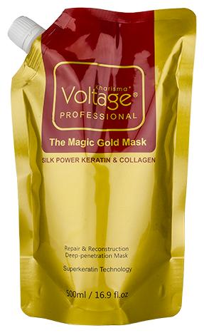 Kharisma Voltage Маска для волос с кератином и коллагеном