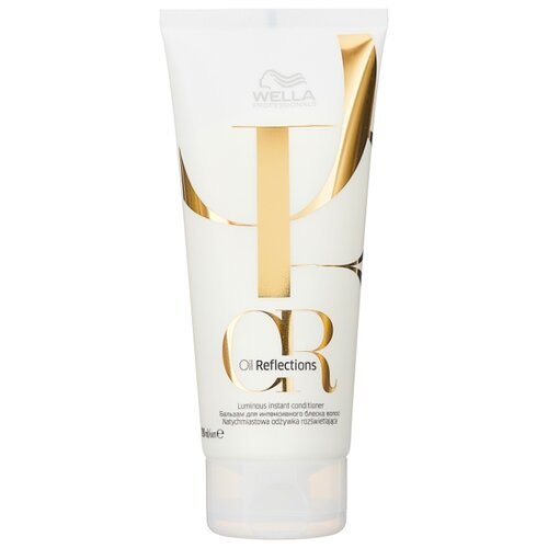 Wella Professionals кондиционер для волос Oil Reflections Luminous Instant Conditioner, 200 мл wella professionals масло для волос oil reflections 100 мл