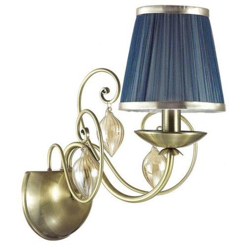 Настенный светильник Odeon light Niagara 3921/1W, 40 Вт настенный светильник odeon light favola 3949 1w 40 вт