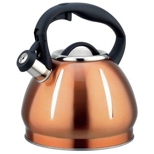 Bohmann Чайник BH-9913 3 л, orange bohmann чайник bh 9911 3 л оранжевый